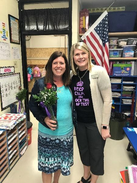 Ginny Brunjes  ZE 2nd Grade Teacher  Math Vertical Team Expert