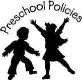 Preschool Policies