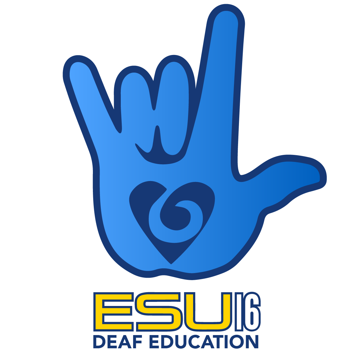 deaf ed logo