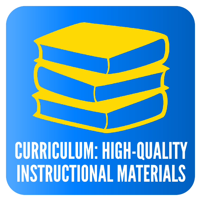 HIGH QUALITY INSTRUCTIONAL MATERIALS