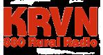 KRVN 880 RURAL RADIO LOGO