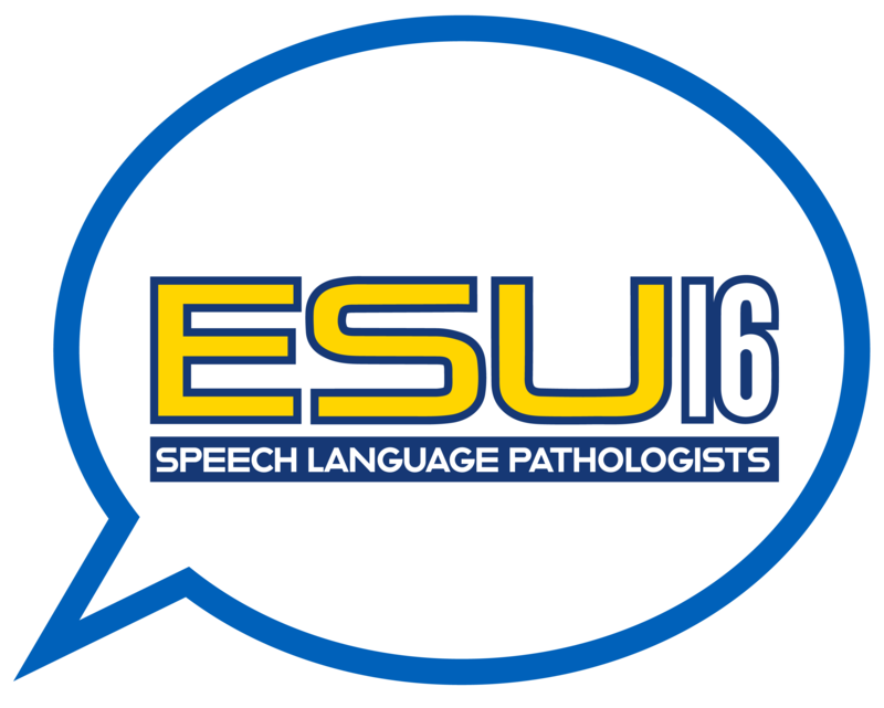ESU 16 SPEECH LANGUAGE PATHOLOGISTS