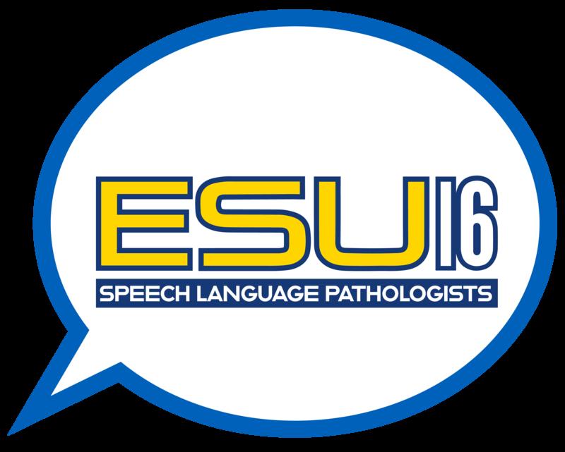 ESU 16 SPEECH LANGUAGE PATHOLOGISTS