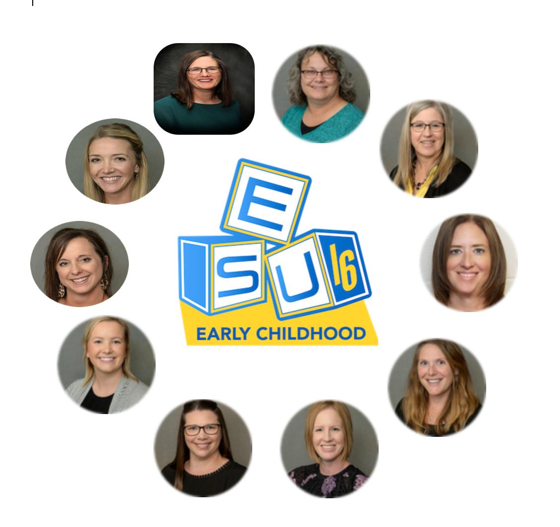 ESU Early Childhood Team