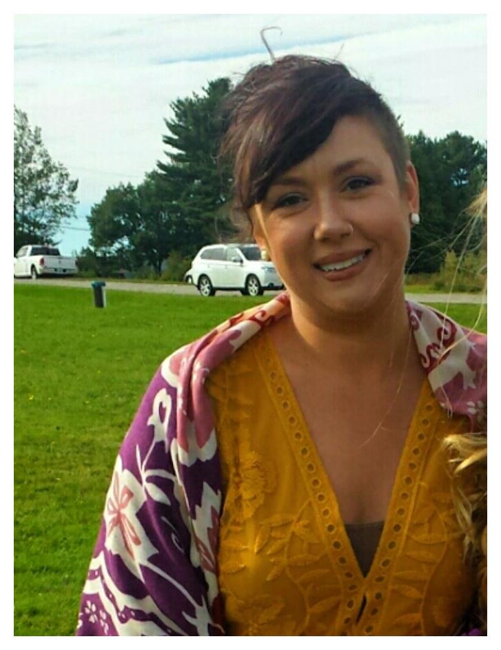 Photo of Melissa Tobin.