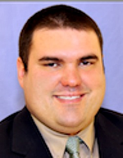 Photo of Shawn Roderick.