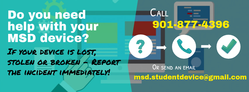 Do you need help with your MSD device?