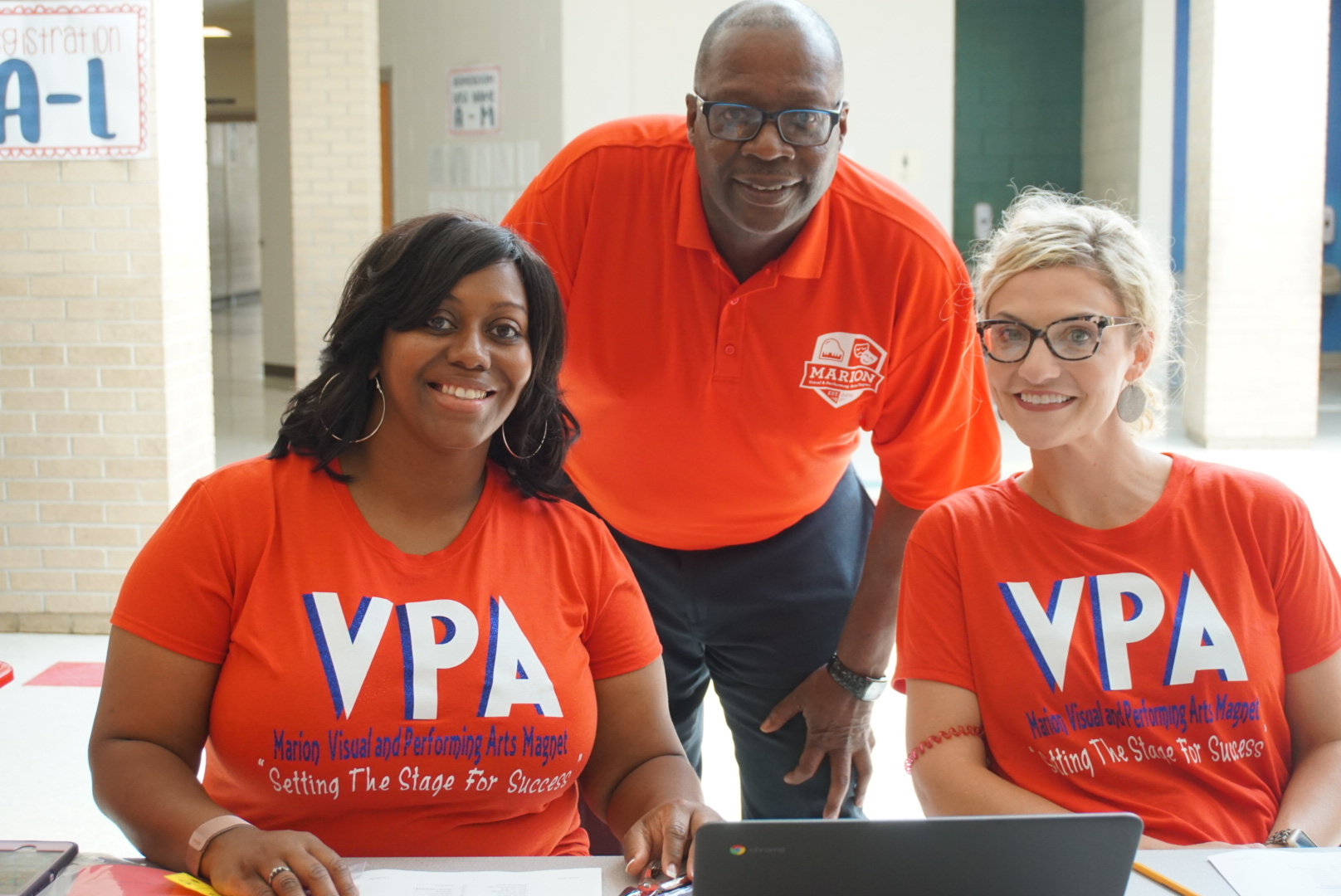 A photo of the 2019 VPA FRESH START.