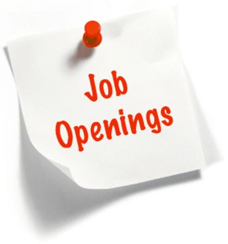 Job Openings clip art