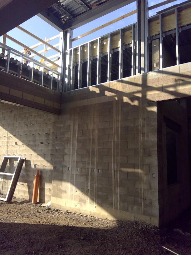 Photo of the entranceway.