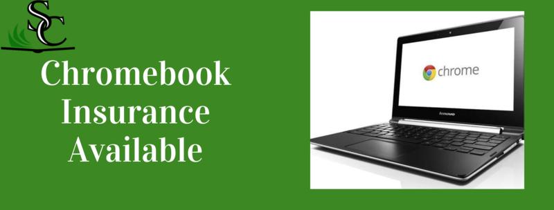 Chromebook Insurance Available