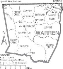 Warren County Map
