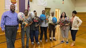 Warren County Middle School staff