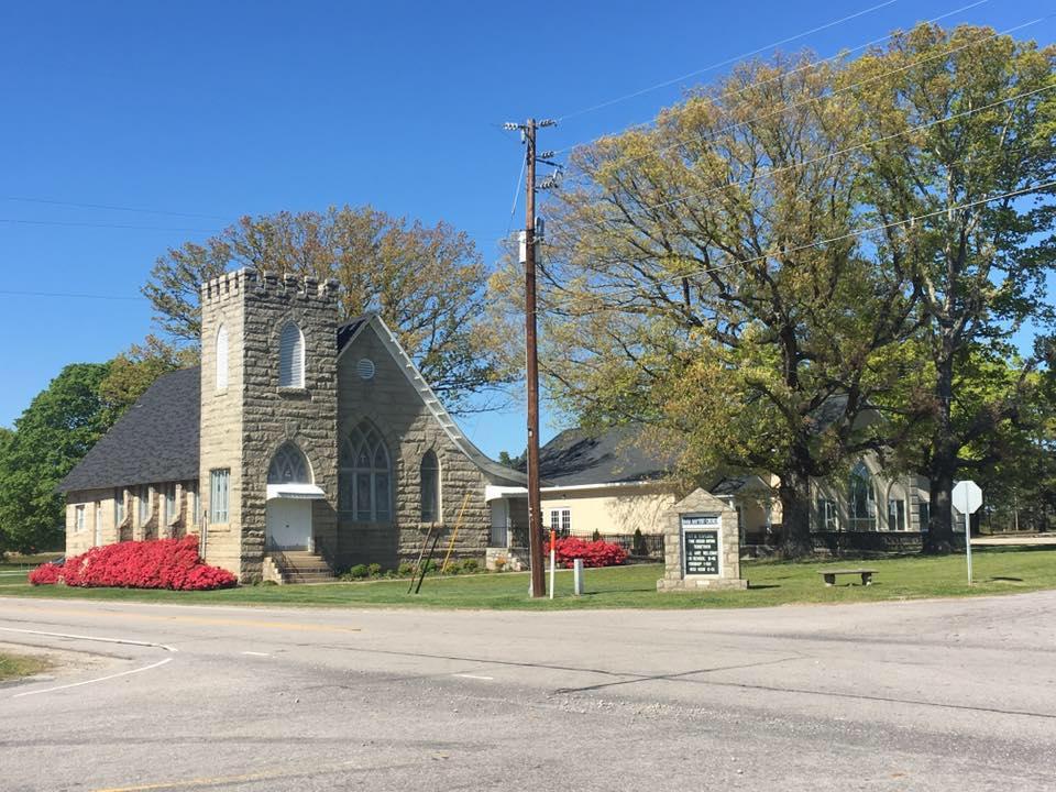 Wise Baptist Church, Norlina, NC