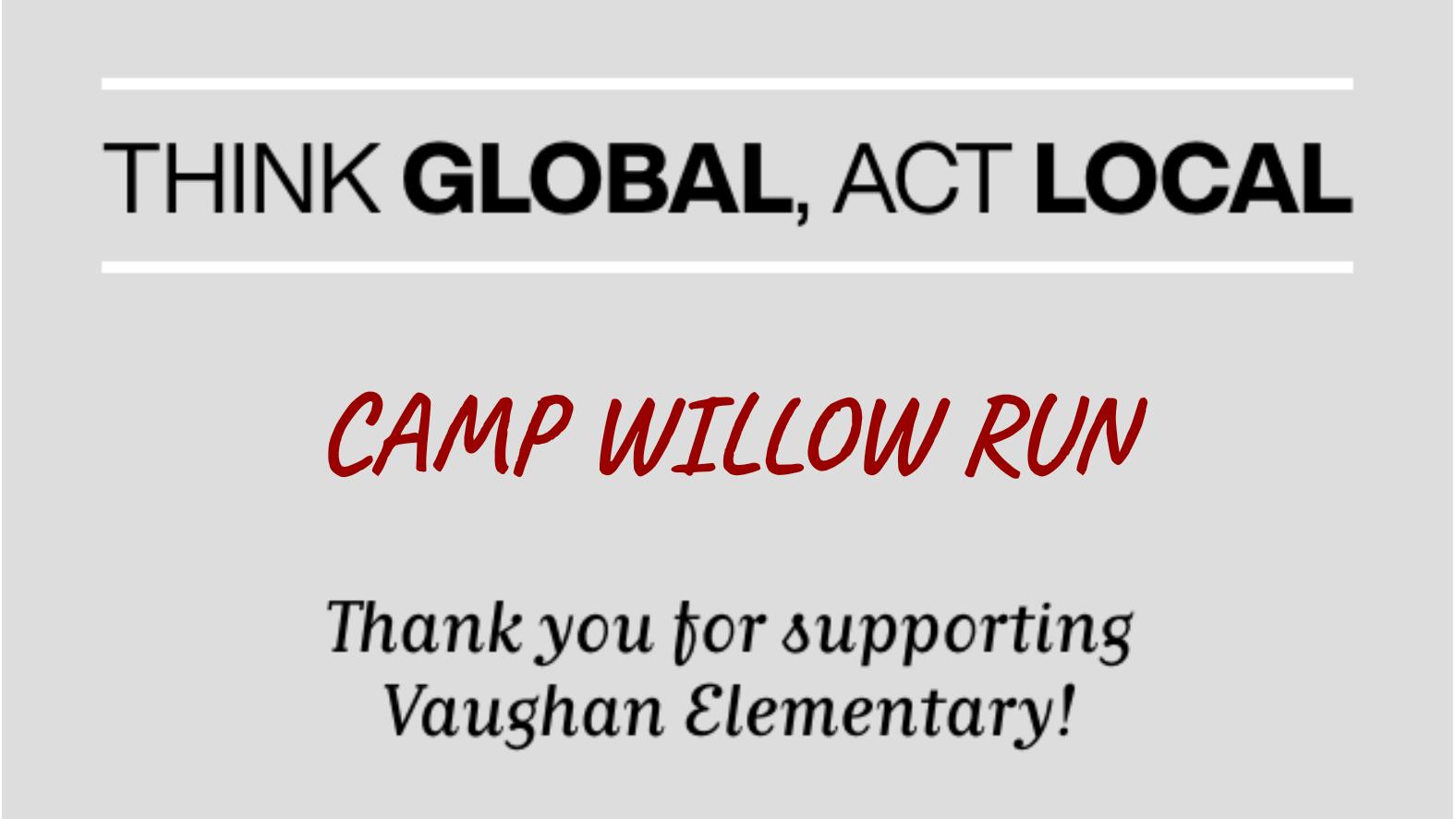 Camp Willow Run