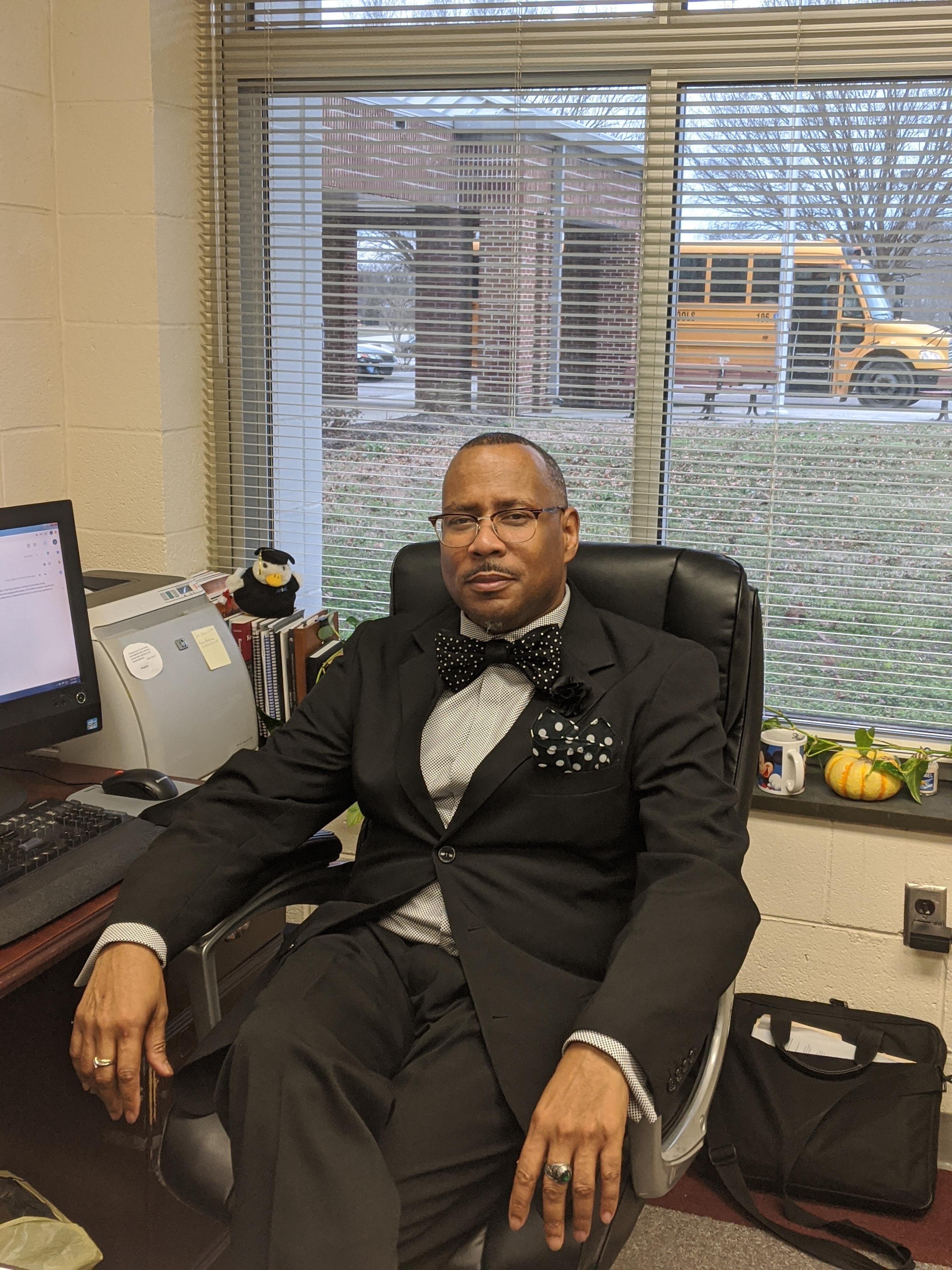 Principal John O. Green