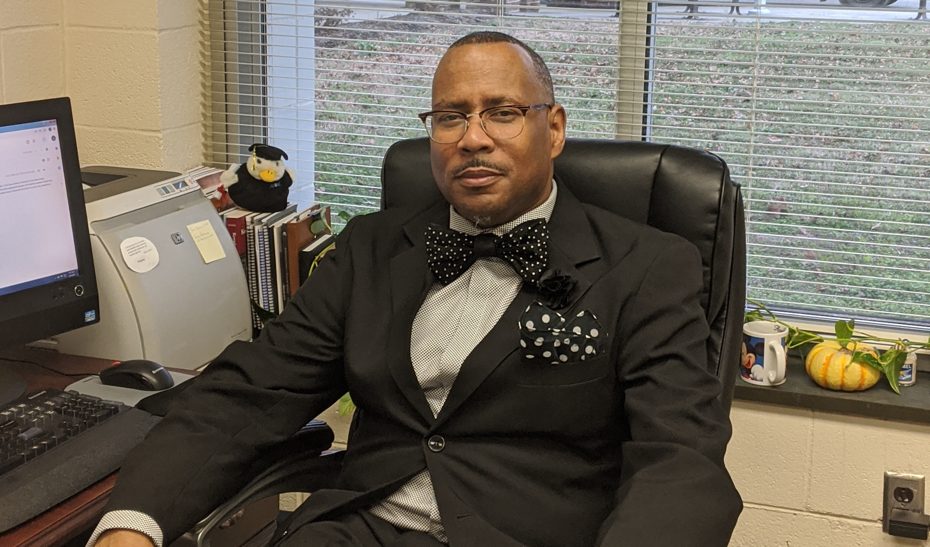Message from the Principal:  Dear Warren New Tech High School Students and Parents,  It is my pleasure to extend a warm welcome to each of you. The 2021-2022 school year is going to be filled with exciting opportunities for students. Our goal is to create a learning environment of academic excellence that prepares each student to be college and career ready.  Warren New Tech High School aims to be student-centered and facilitates rigorous learning opportunities for all students. Our faculty and staff will work together with students, parents, and all Stakeholders in order to achieve academic success.  Our level of success is determined by our commitment and partnerships: administrators, parents and guardians, teachers, community leaders, and students working together as a team. Our top priorities are safety and academic success for all students. We are committed to keeping you informed but ask that you please keep the school updated with your current address and contact information in order to stay connected. We know that your student's high school experience will be filled with both successes and challenges. Warren New Tech High School is dedicated to our students throughout this process, so please do not hesitate to reach out to us at any time.  As Principal of Warren New Tech High School, I will strive to ensure that we achieve our goal of providing a rigorous education for all students in order to become productive and global citizens after high school.  Thank you for entrusting your students to us. We are looking forward to a wonderful school year together.   Again, Welcome!  Educationally yours, Principal John O. Green