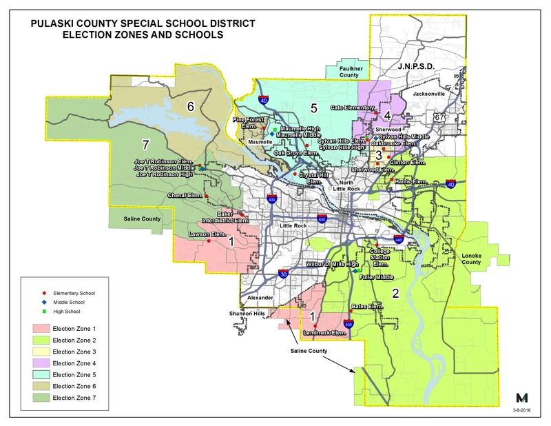 Pulaski County Special School District
