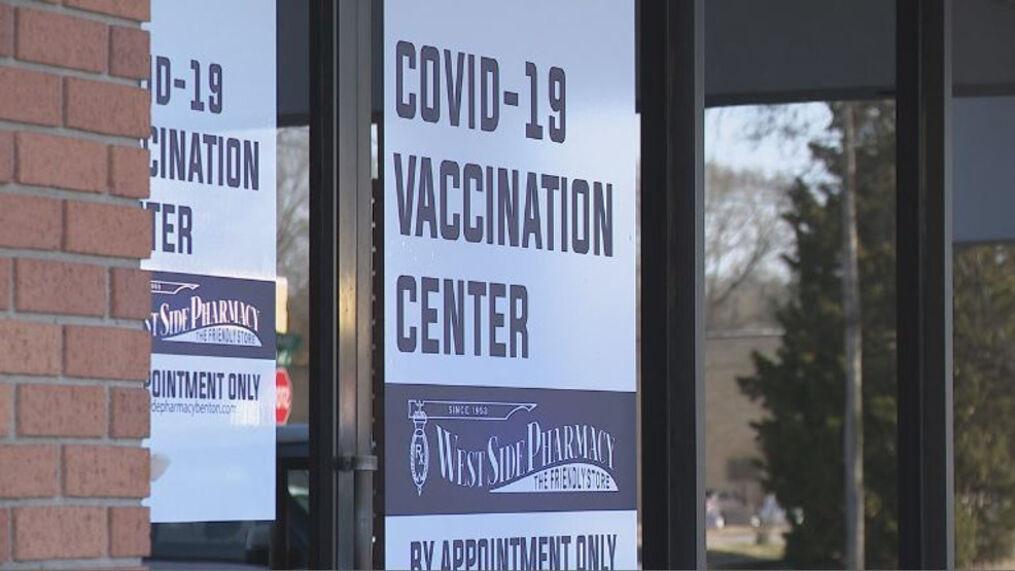 covid vaccine center