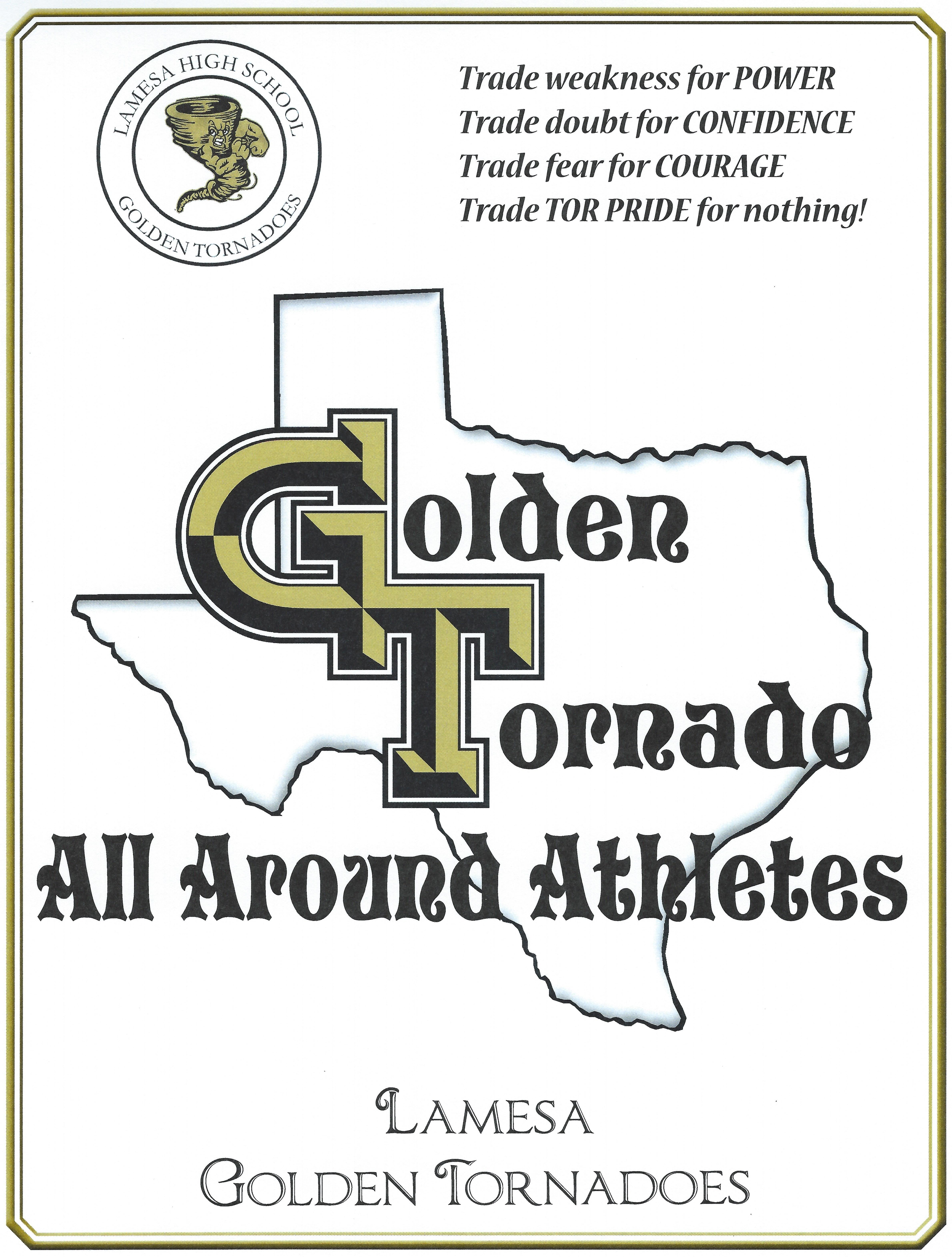 gt all round athletes