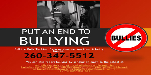 Put an end to Bullying