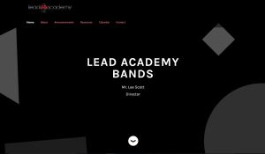 Lead Academy Bands