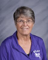 Photo of WES/WHS Kitchen Manager, Janet Ohlson