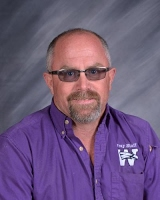 Photo of Transportation/Maintenance Director, Cliff Merritt