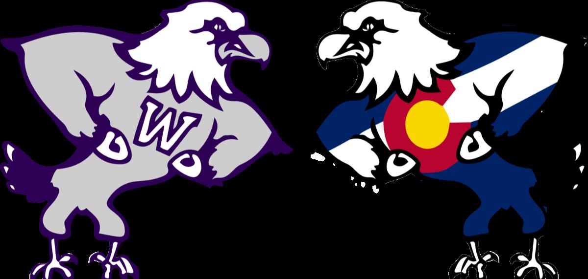 Wray double eagles logo