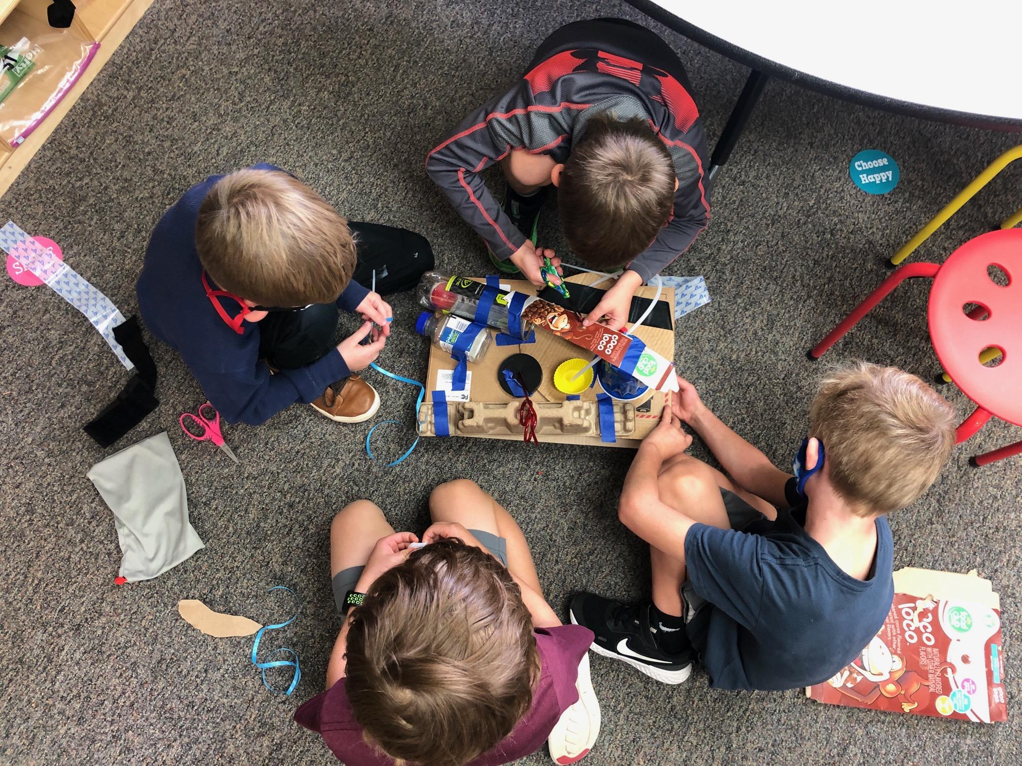 Hilliard's class maker lab