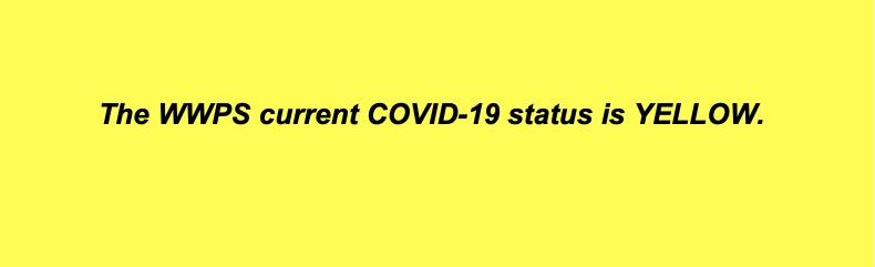 Yellow COVID Status