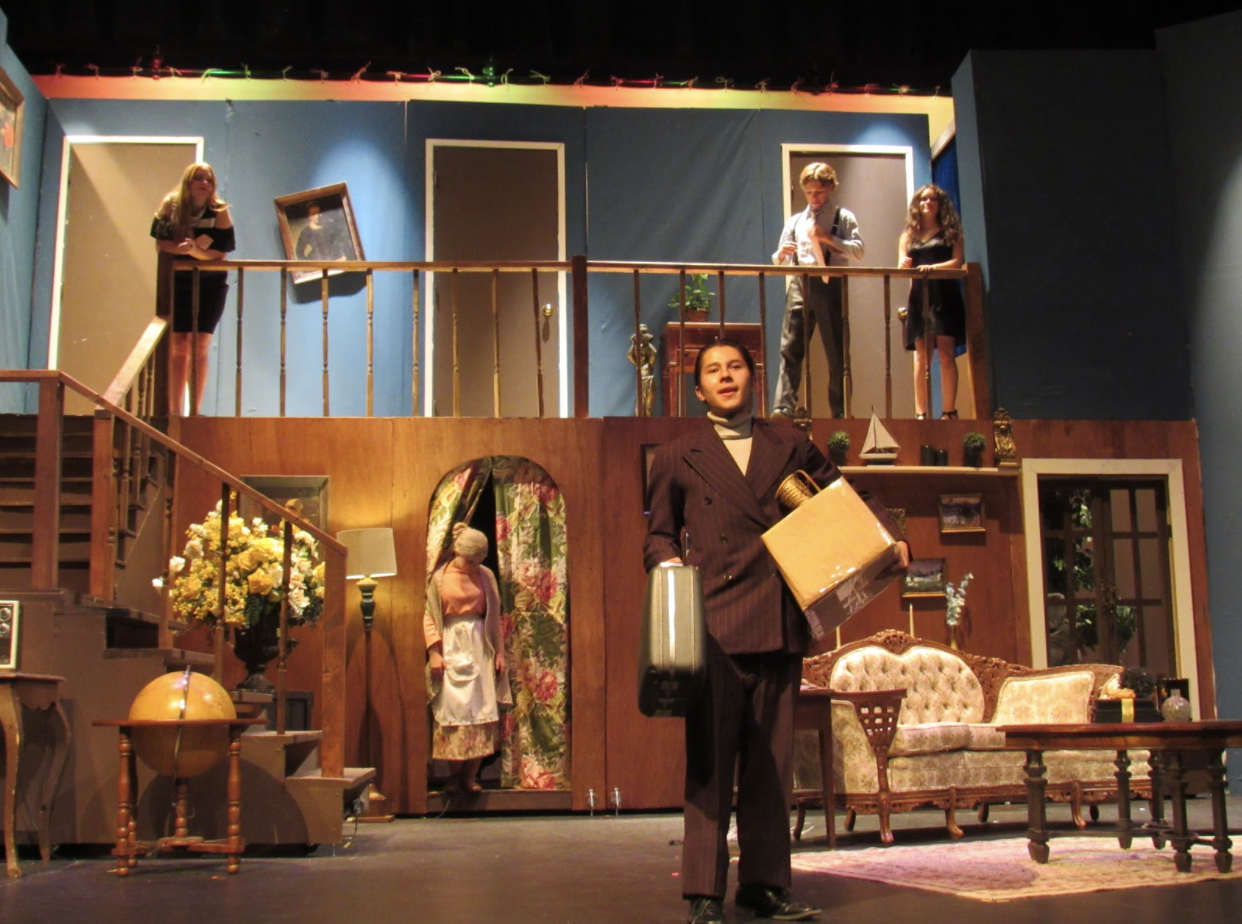 Noises Off   Fall 2020 production