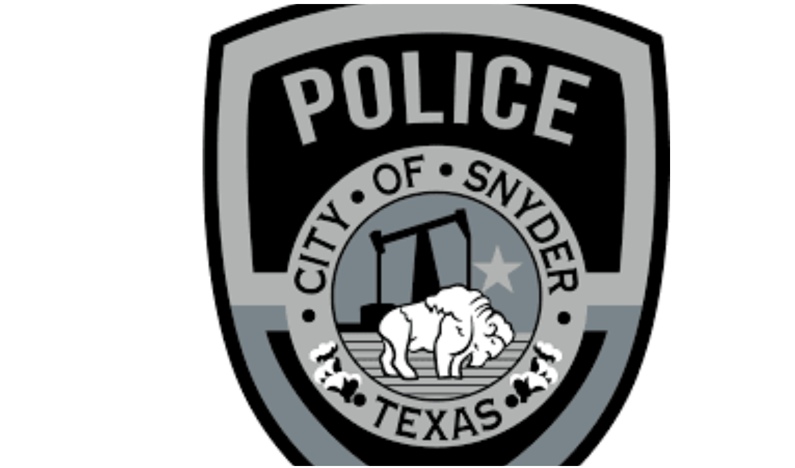 City of Snyder Police Badge