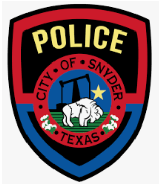 Snyder Police Department Logo