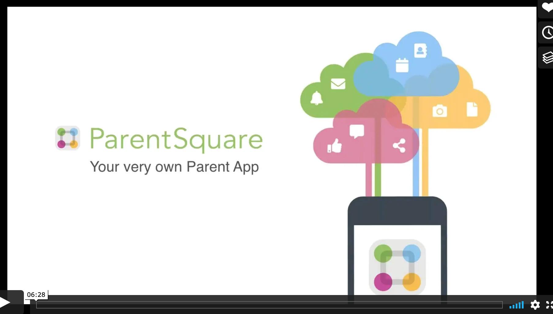 ParentSquare App - Click for video