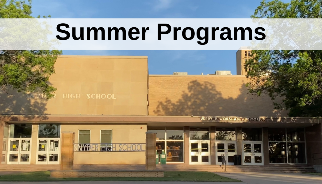 High School Summer Programs image