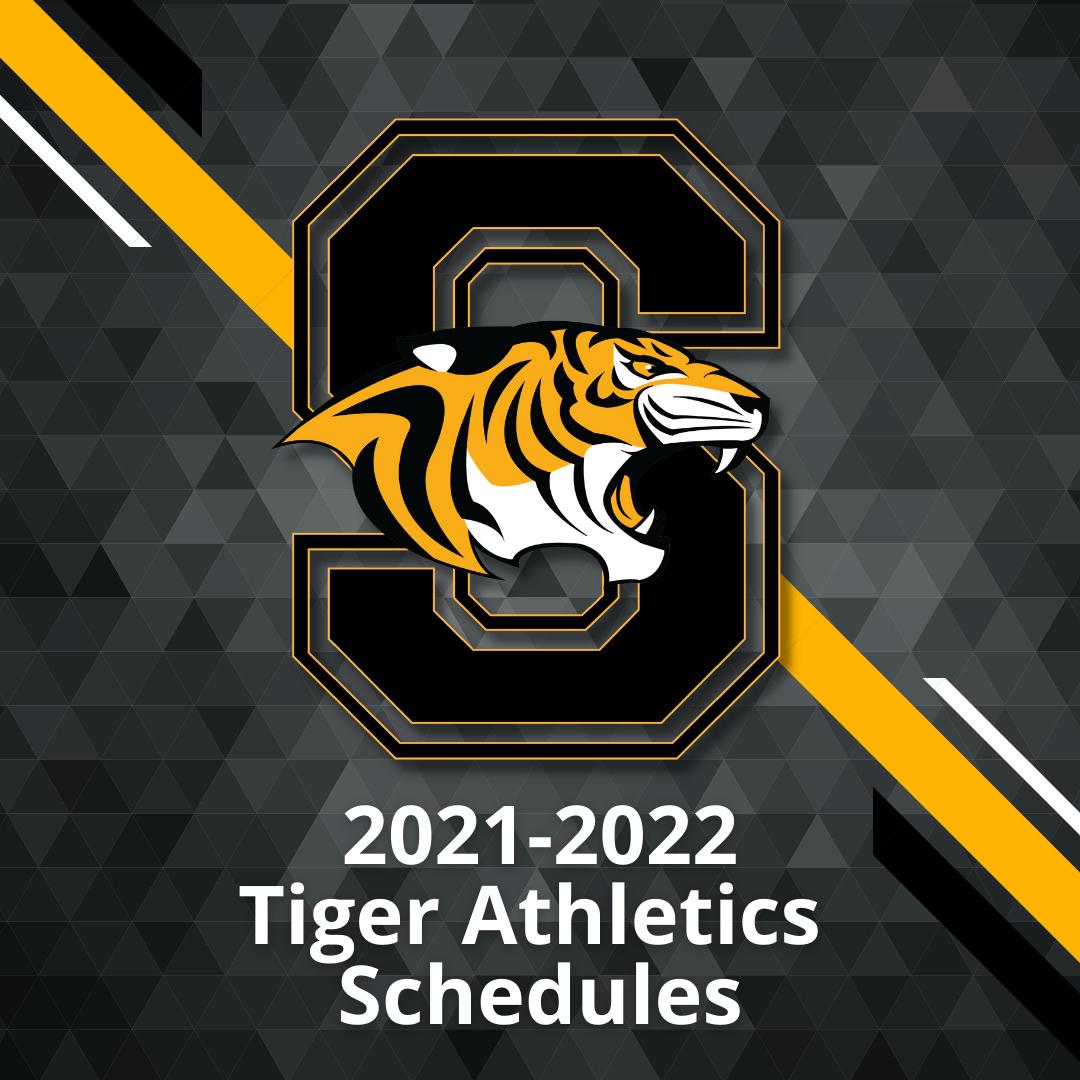 2021-2022 Athletics Schedules