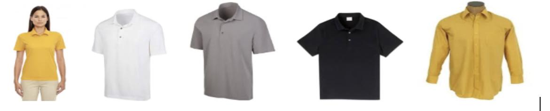 Shirt Examples