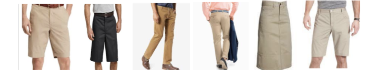 Pants Examples