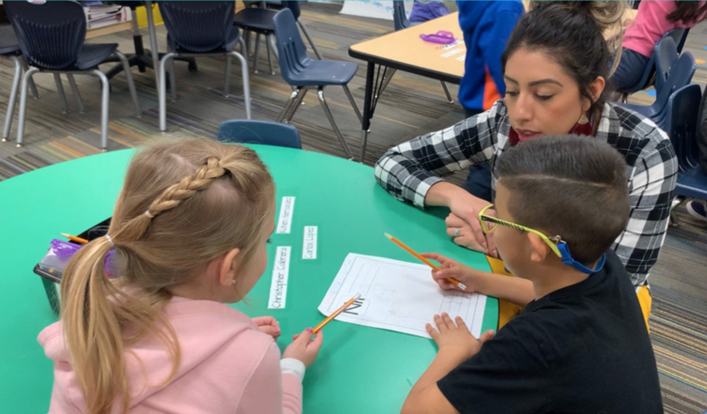 Snyder Students Dual Language
