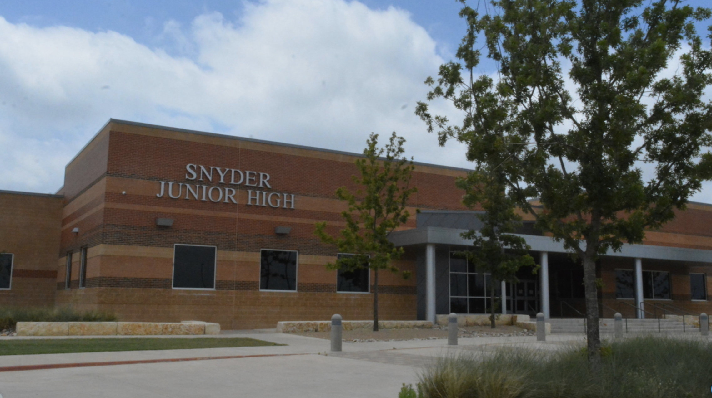 Snyder Junior High 3806 37th, Snyder, TX