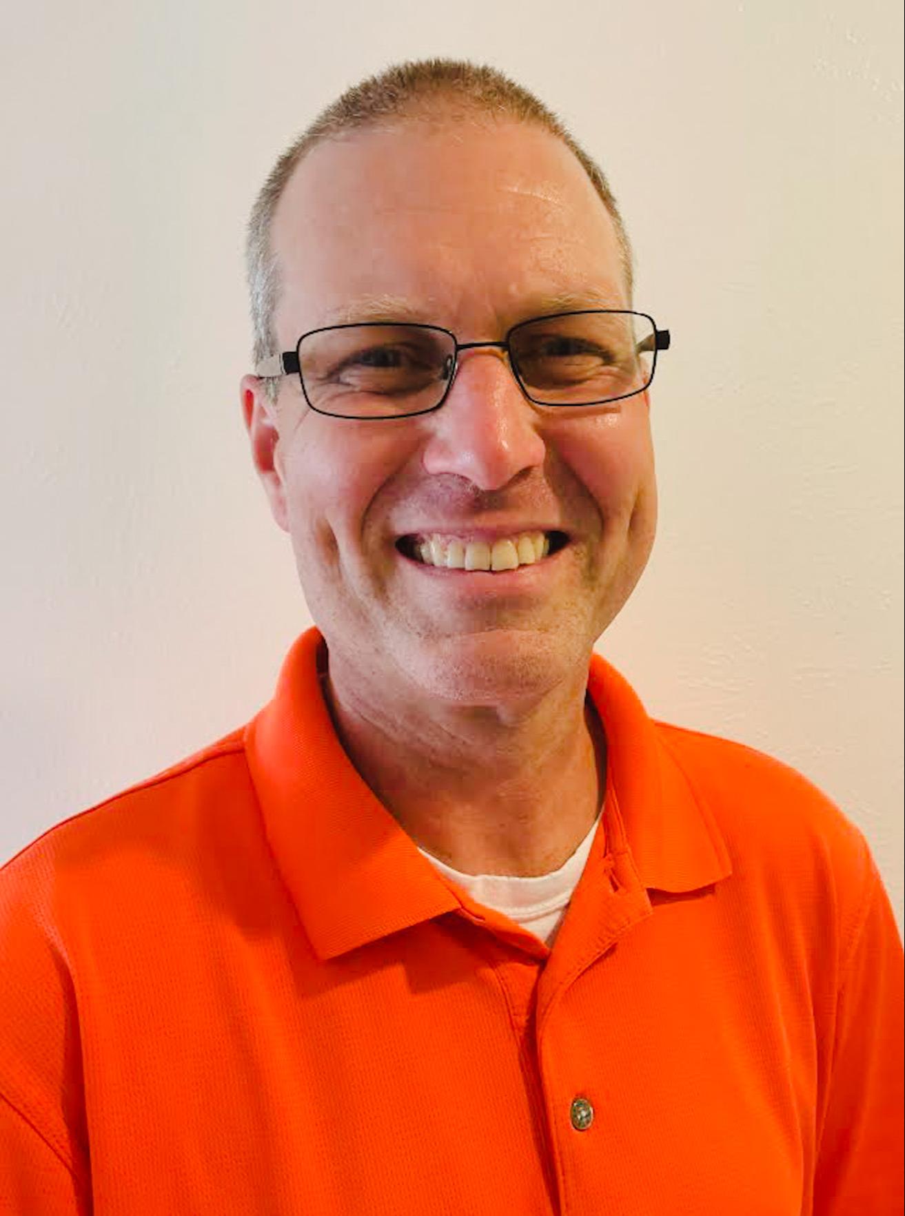 John Rush, Snyder Junior High Principal