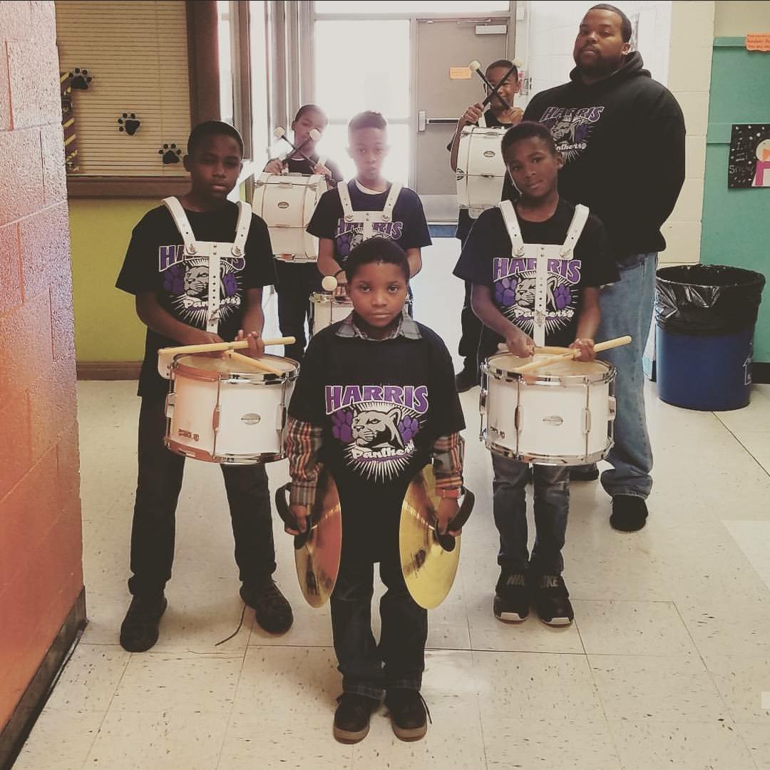 Panther Drumline