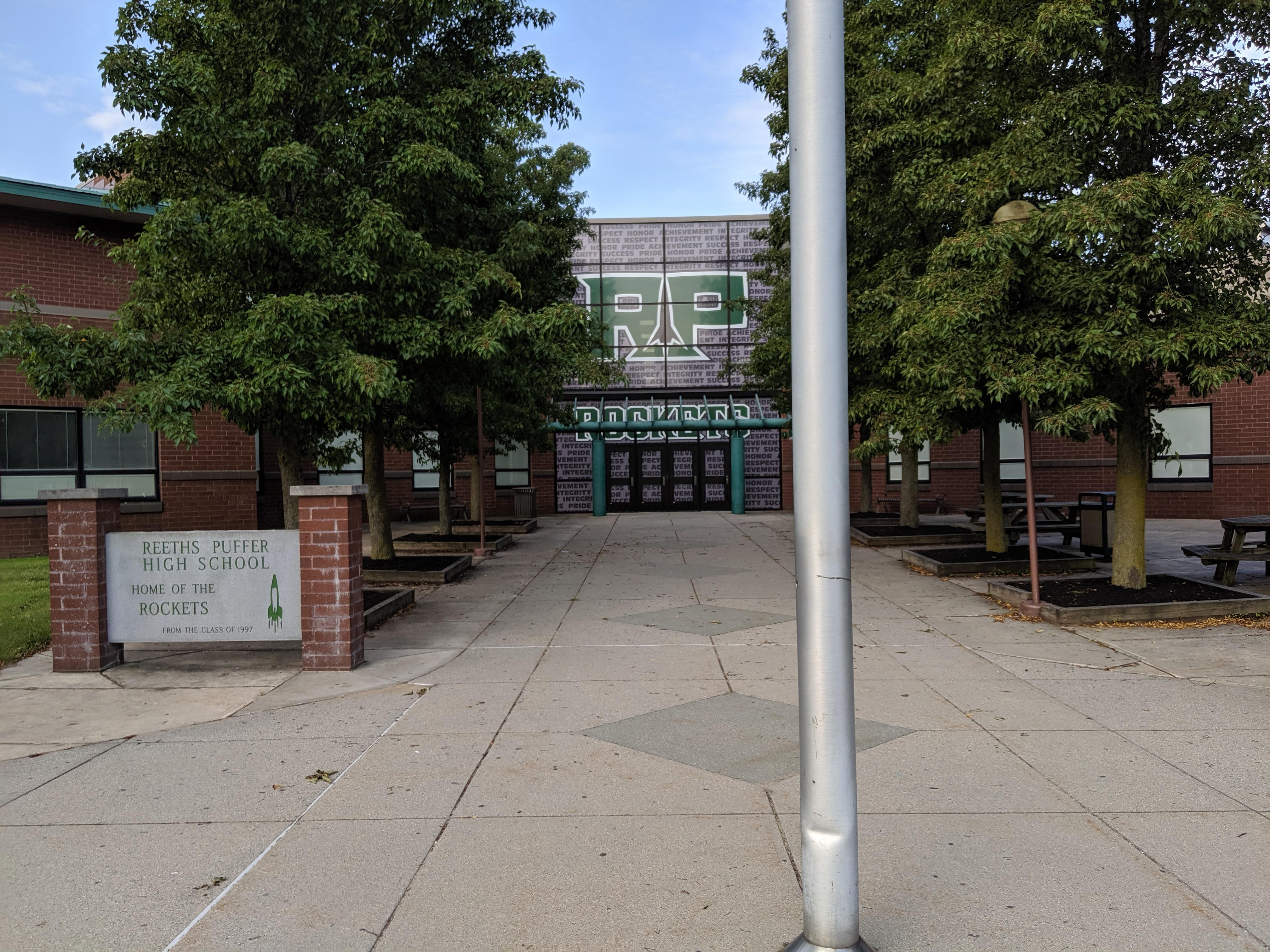 RPHS Entrance