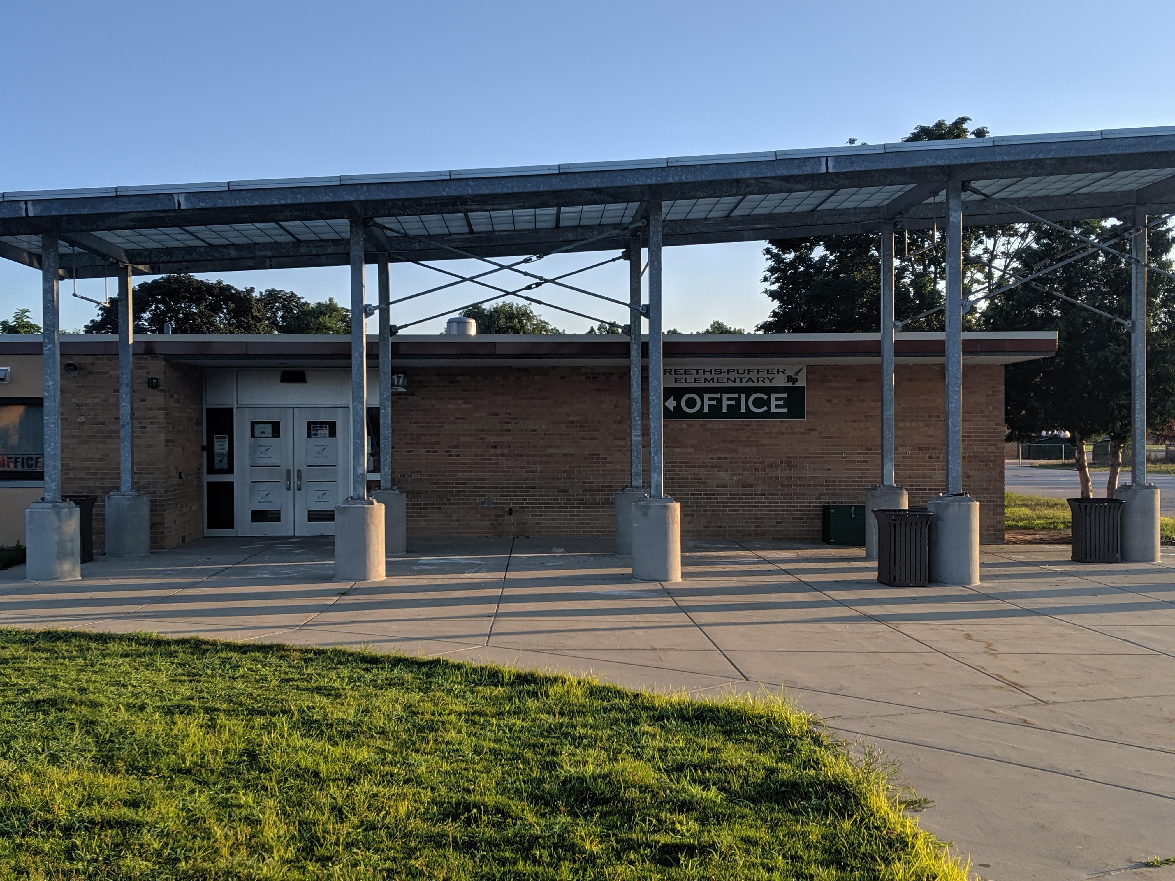 RPEL Main Entrance