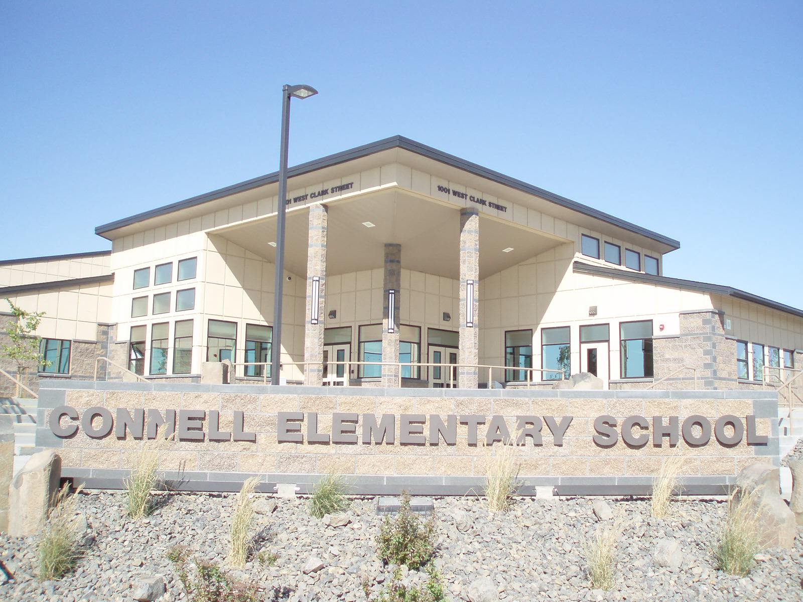 Connell Elementary Building