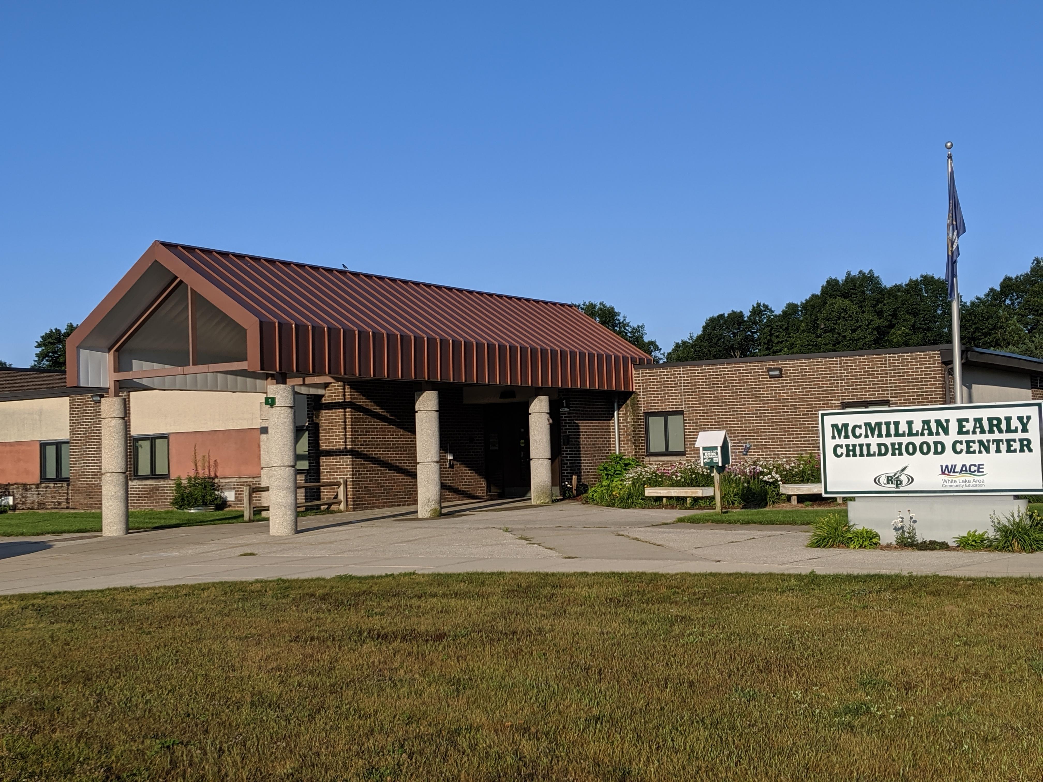 McMillan Entrance