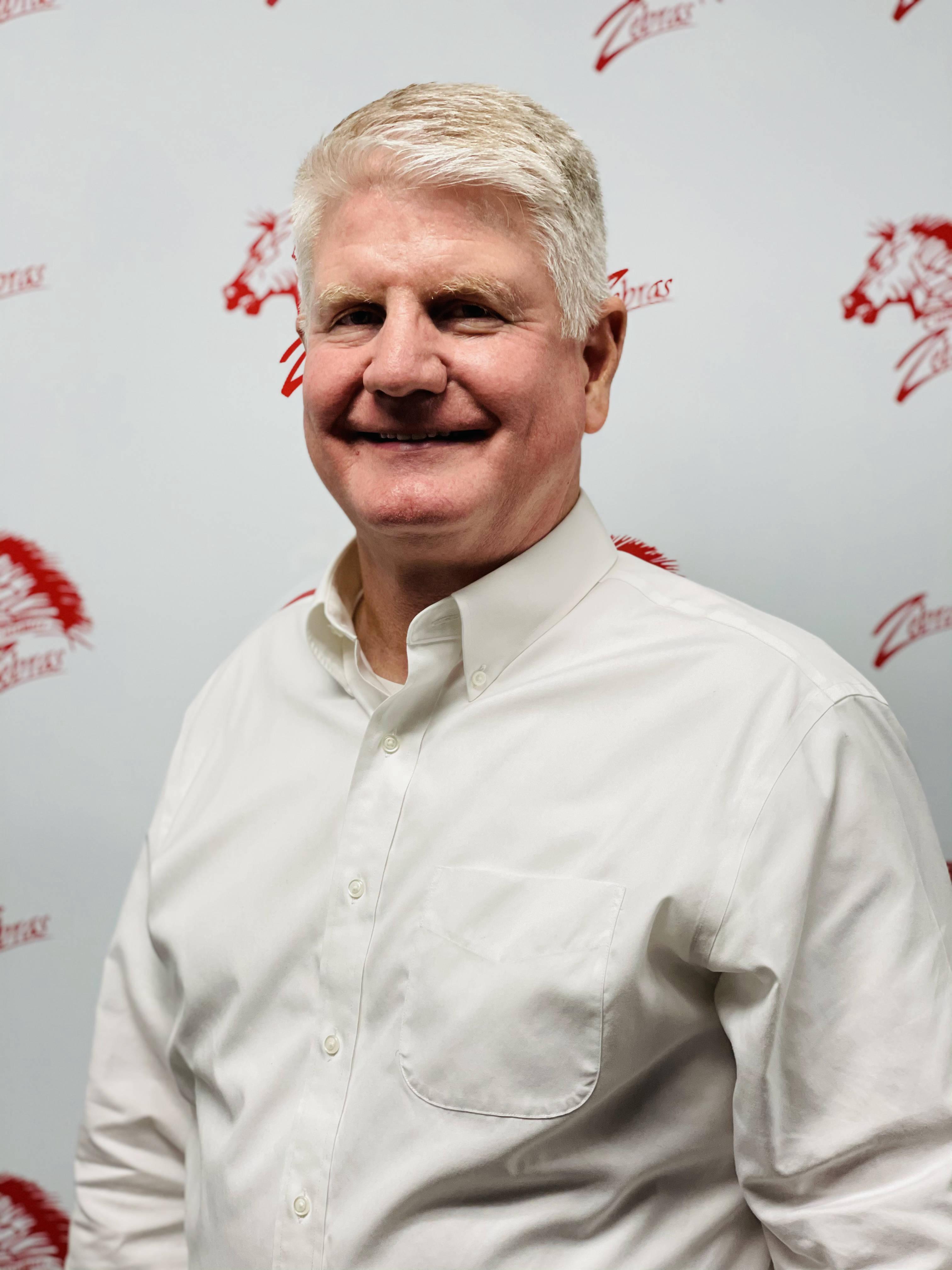 photo of RICK MOSIER, board vice president