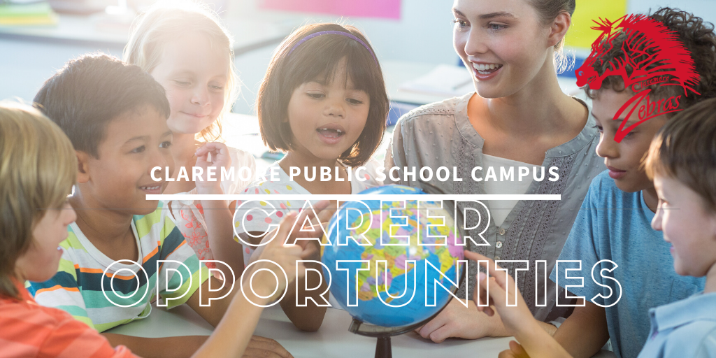 claremore career opportunities banner
