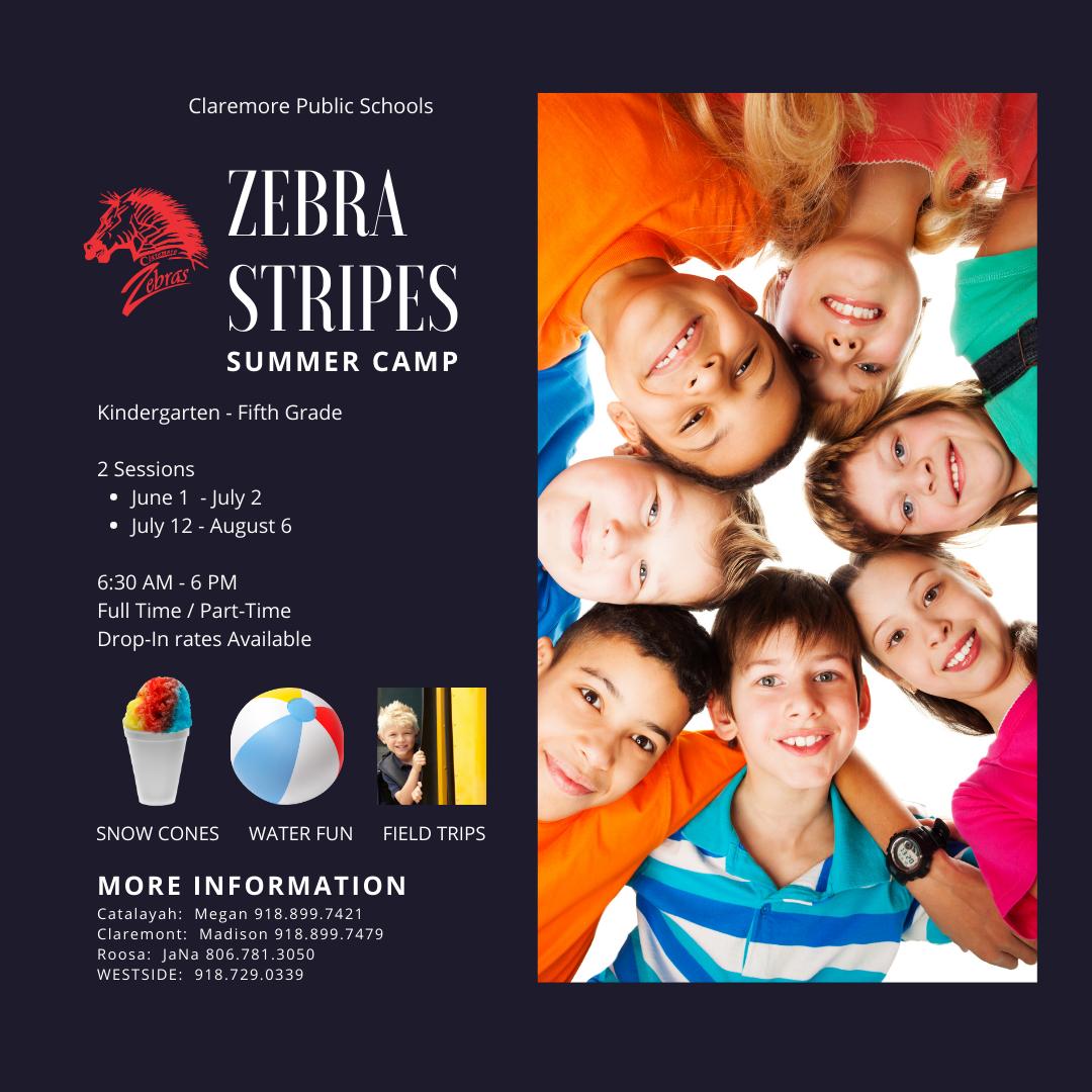 Zebra Summer Program